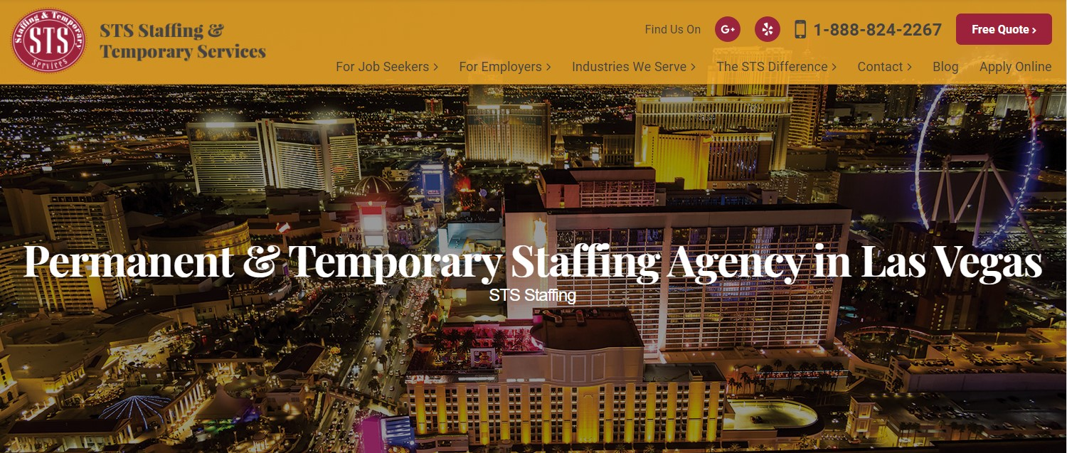 STS Staffing - Best Staffing Agency