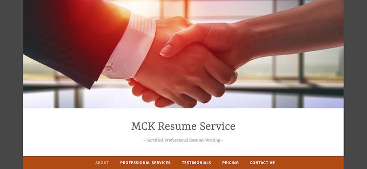 MCK Resume Service - Best Tampa Resume Services