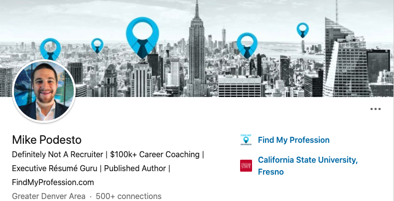 Mike Podesto Reviews – Founder of Find My Profession