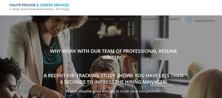 Haute Resume & Career Services - Best CEO Resume Service