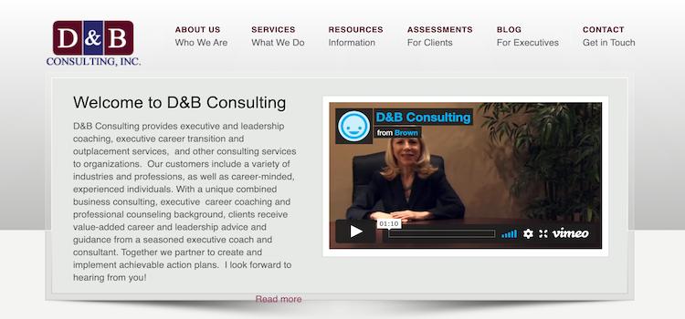 D&B Consulting - Best Atlanta Career Coach