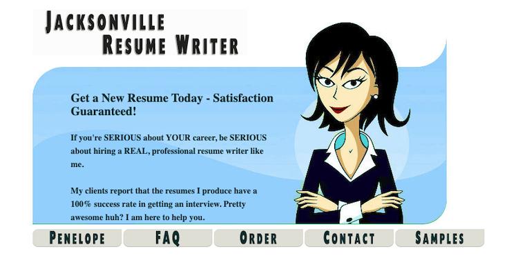 Jacksonville Resume Writer - Best Jacksonville Resume Service