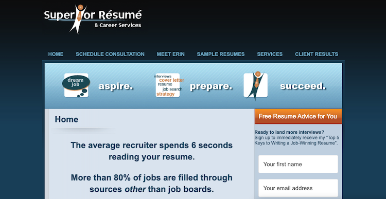 Superior Resume & Career Services - Best Omaha Resume Service