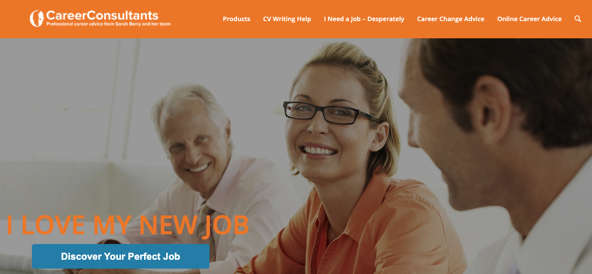 Career Consultants - CV Writing Services UK