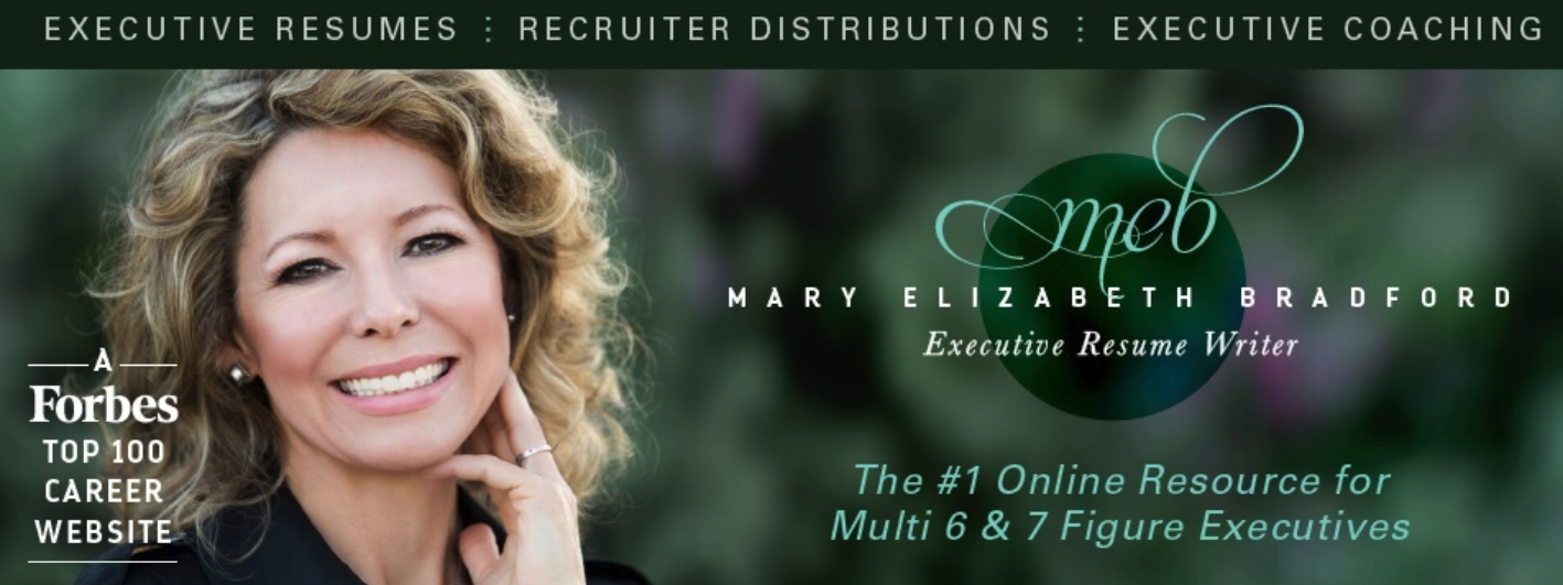 Mary Elizabeth Bradford - Executive Resume Writer