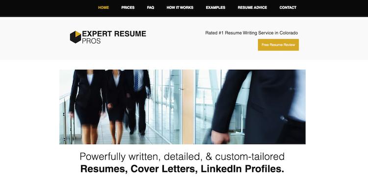 Expert Resume Pros - Best Denver Resume Service