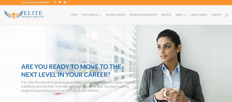 Elite Resume Writing Services - Best Atlanta Resume Service