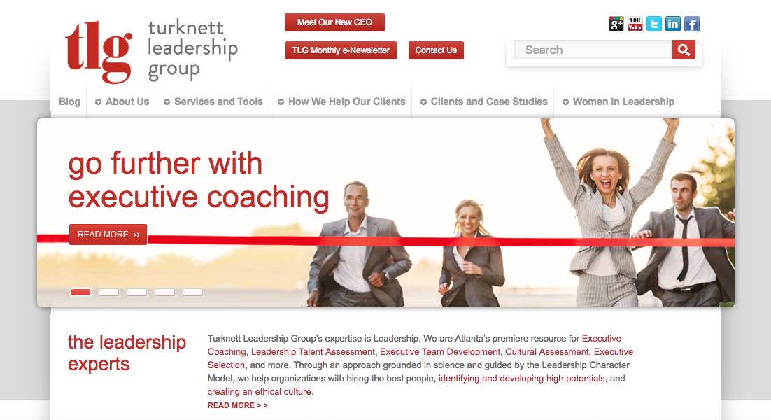 Turknett Leadership Group - Best Executive Career Coach