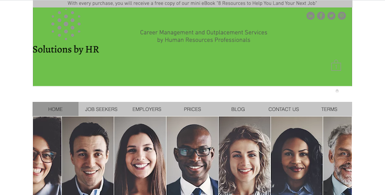 Solutions by HR - Best Boston Resume Service