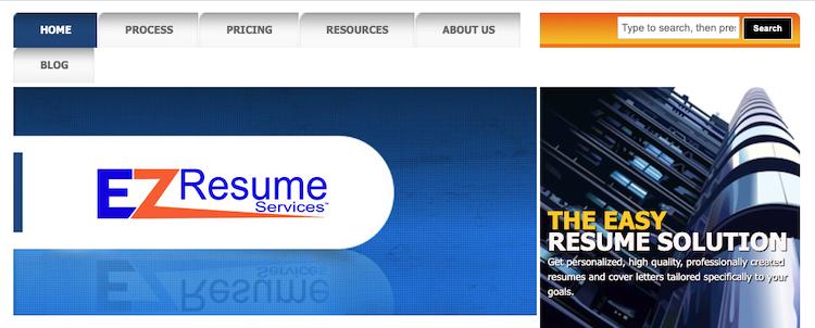 EZ Resume - Best Fresno Resume Service