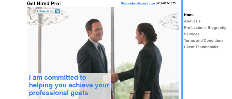 Get Hired Pro - Best Phoenix Resume Service
