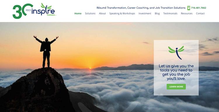 Inspire Careers - Best Buffalo Resume Service