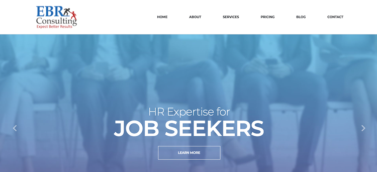 EBR Consulting - Best Dallas Resume Service