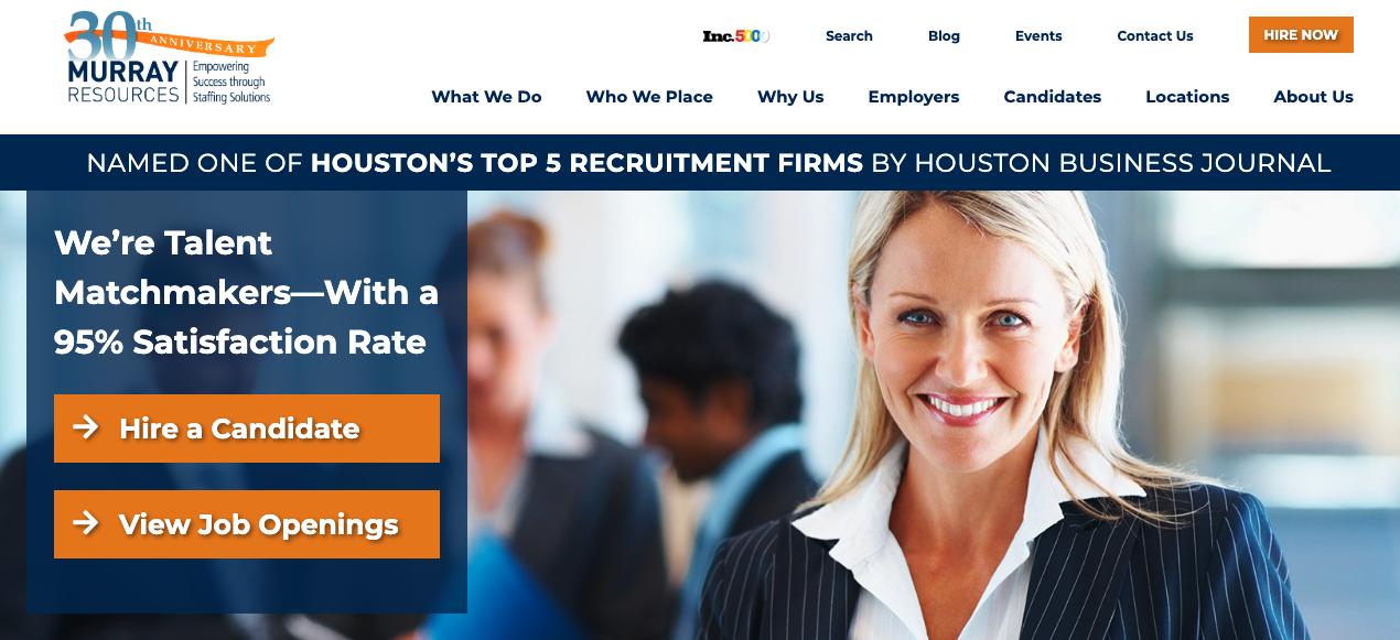 10 Best Staffing Agencies in Houston, TX [2021]