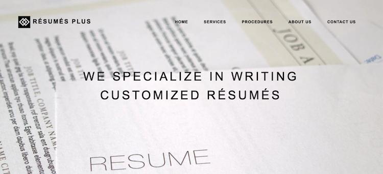 Resumes Plus - Best Medical/Pharma Resume Service