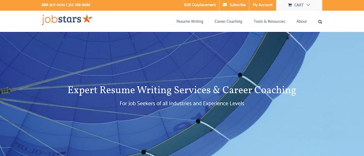 JobStars - Best Chicago Resume Service