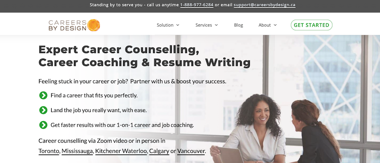 Careers By Design - Best Toronto Resume Services