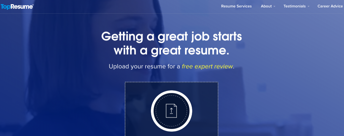 TopResume - LinkedIn Profile Writing Services