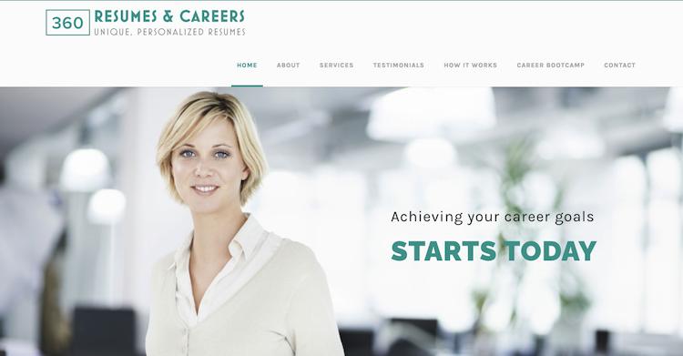 360 Resumes & Careers