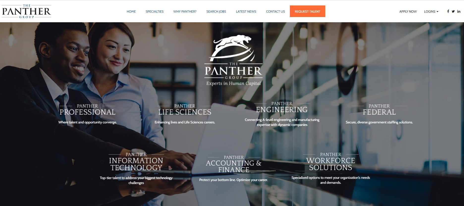 The Panther Group - Best Engineering Staffing Agency
