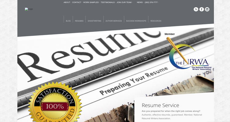 Write Stuff Resources - Best Business Owner Resume Service