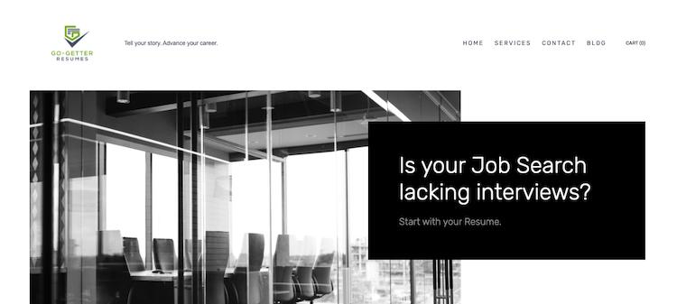 Go-Getter Resumes - Best Edmonton Resume Service