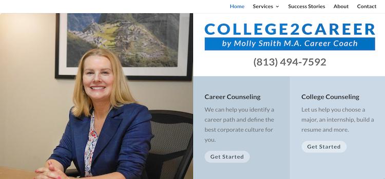 College2Career - Best Recent Graduate Resume Service