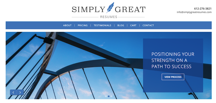 Simply Great Resumes - Best COO Resume Service