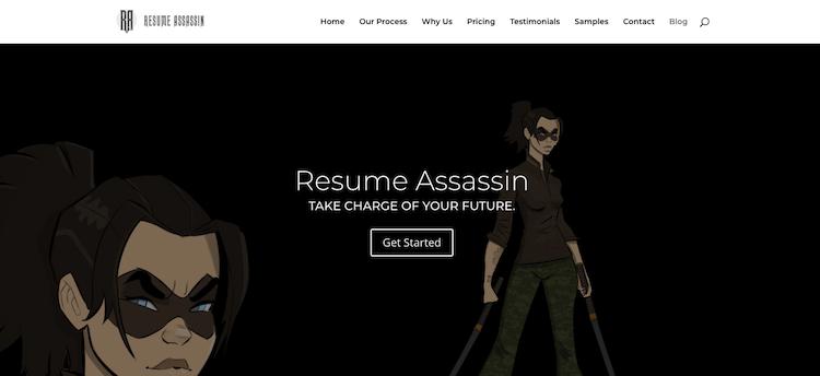 Resume Assassin - Best Austin Resume Writers