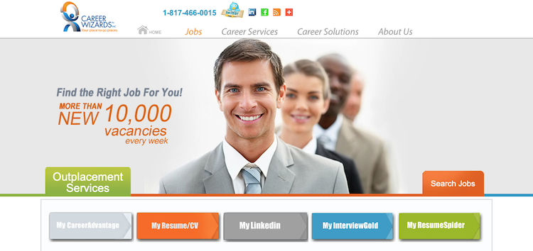 Career Wizards - Best Fort Worth Resume Service
