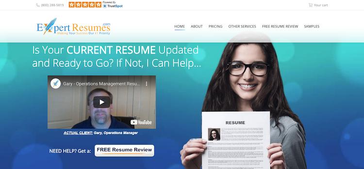 Expert Resumes - Best Fast Turnaround Resume Service
