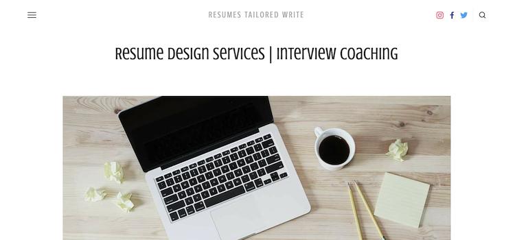 Resumes Tailored Write - Best San Jose Resume Service
