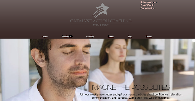 Catalyst Action Coaching - Best Raleigh Career Coach
