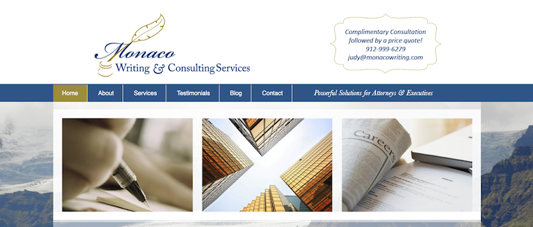 Monaco Writing - Best Legal/Attorney Resume Service