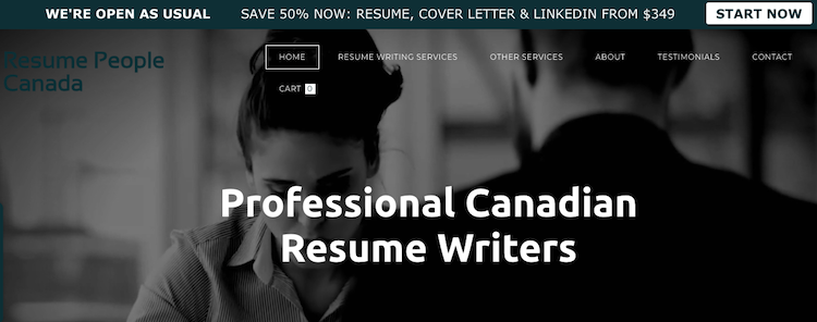 Resume People Canada - Best Montreal Resume Service