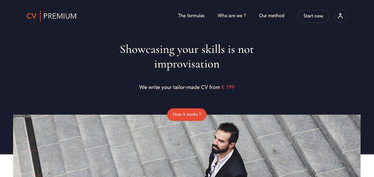 CV Premium - Best Paris Resume Service
