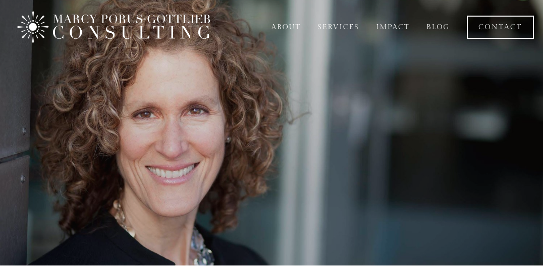 Marcy Porus-Gottlieb Consulting - Best Seattle Career Coach