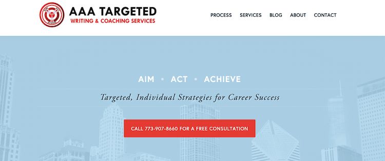 AAA Targeted Writing & Coaching - Best Chicago Resume Service