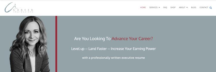 Career Impressions - Executive Resume Service Canada