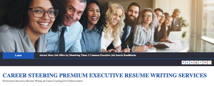 Career Steering - Best Orlando Resume Service