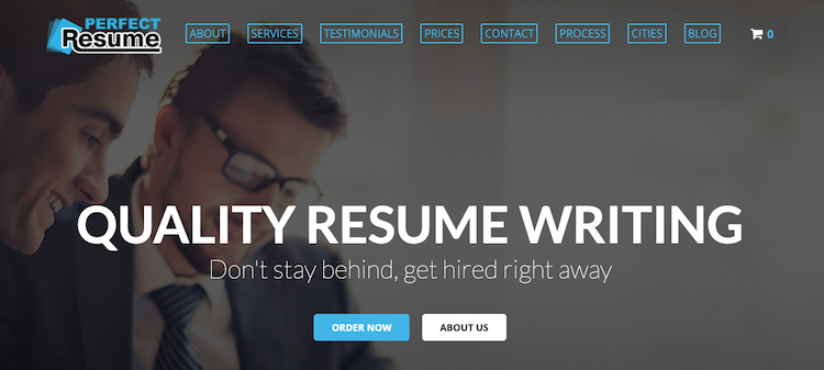 Perfect Resume - Best Montreal Resume Service