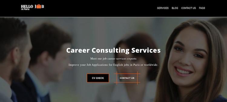 Hello Job in Paris - Best Paris Resume Service