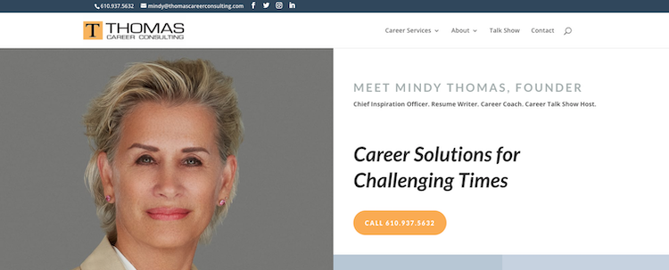 Thomas Career Consulting - Best Philadelphia Resume Service