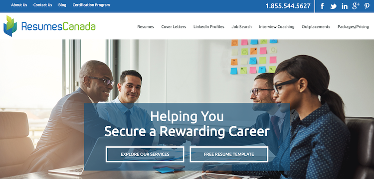 ResumesCanada - Best Toronto Resume Services