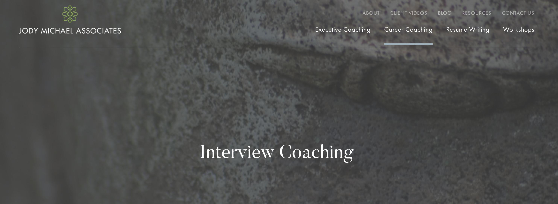 Jody Michael Associates Interview Coaching Services