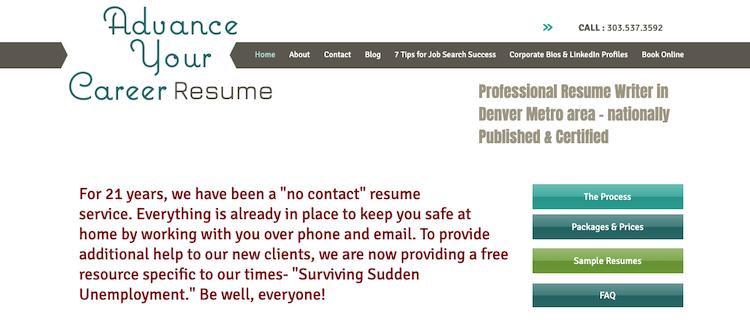 Advance Your Career Resume - Best Engineer Resume Service