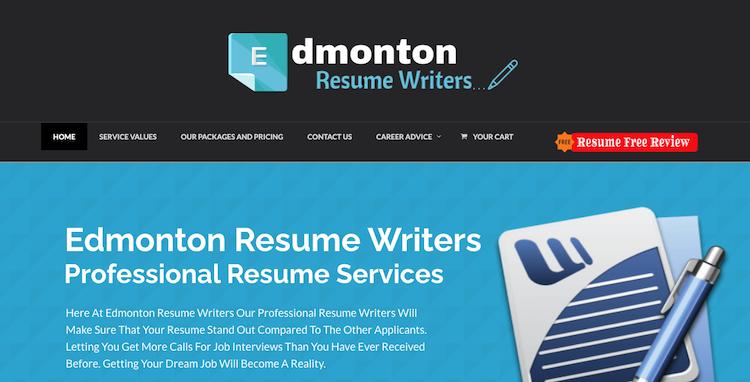 Edmonton Resume Writers - Best Edmonton Resume Service