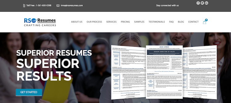 RSO Resumes - Best CEO Resume Service