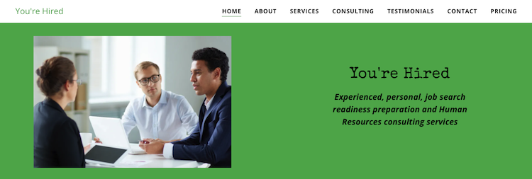 You're Hired - Best Pittsburg Resume Services
