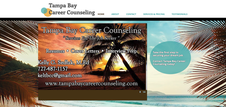 Tampa Bay Career Counseling - Best Tampa Resume Services